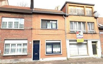 Te koop - Merksem - Annuntiatenstraat 26 - Charmante ééngezinswoning met stadstuin/terras en 2 slaap...