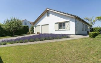 Instapklaar huis te koop te Kortrijk. Op zoek naar een bungalow waar je gelijkvloers kan wonen? Rust...