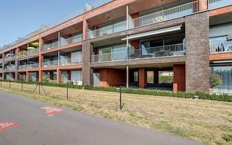 Prachtig appartement met 2 slaapkamers en Zuidgericht terras gelegen aan de Rupel en de respectievel...