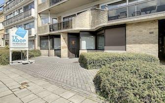 Te Koop - Te Boelaarlei 105/107 - een ruime praktijkruimte / kantoor / vrij beroep in recent statig...
