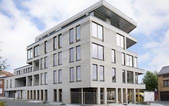 Nieuwbouwappartement gelegen in 'residentie The Corner', ter hoogte van de Veurnestraat in Poperinge...
