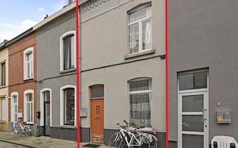 Knusse woning die te koop staat in Gent. Ideaal voor starters of als investering!