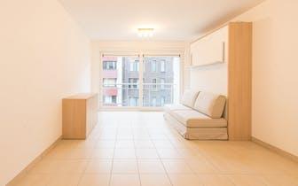 Recente studio te koop met terras gelegen in de Torhoutsesteenweg te Oostende. Op enkele wandelpasse...
