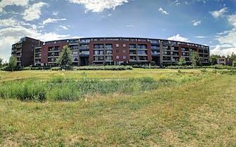 Recent 2 slaapkamer appartement in centrum van Aalter met prachtig zicht op wandelpark. 2 ruime terr...