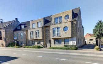 Dit appartement bevindt zich op de bovenste verdieping van residentie Sint Victor in Brecht. Met haa...